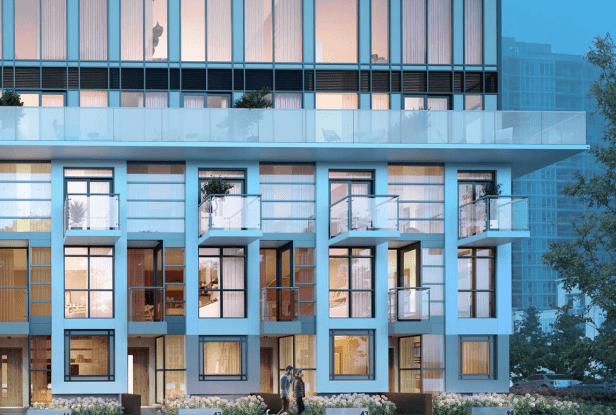 Low-rise elevators in Toronto
